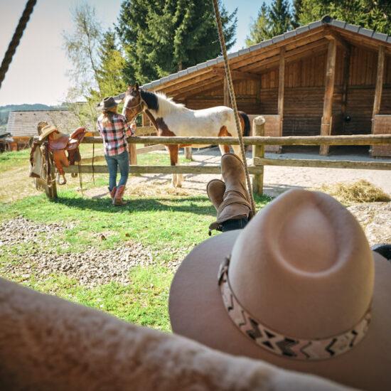 Luxusblockhaus Wyoming